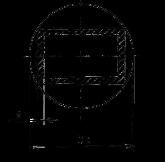 non-round-tube